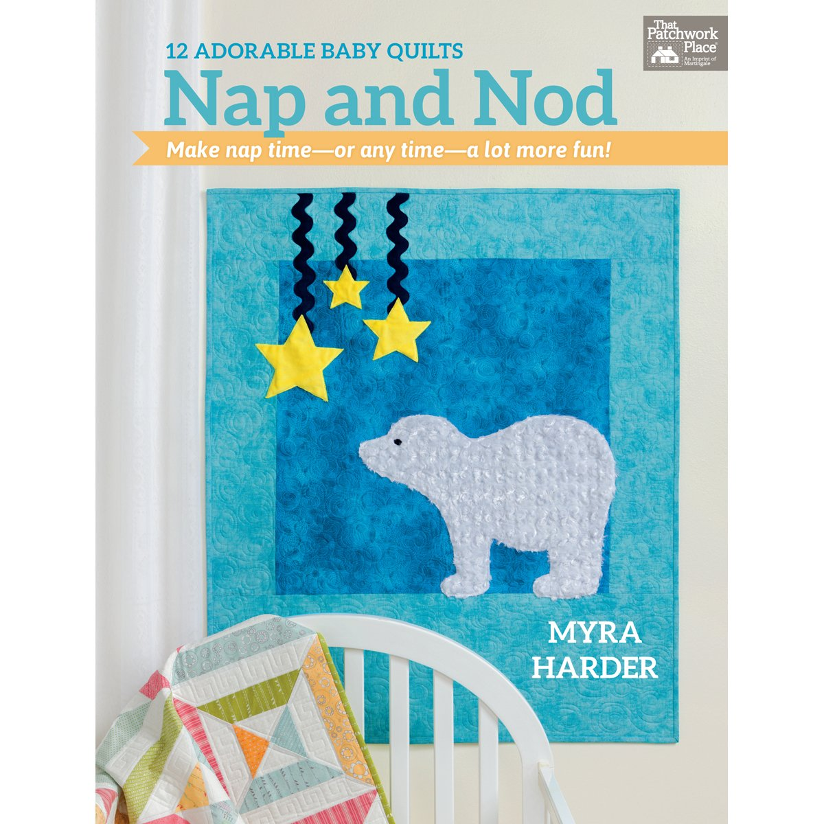 Nap Nod Adorable Baby Quilts product image