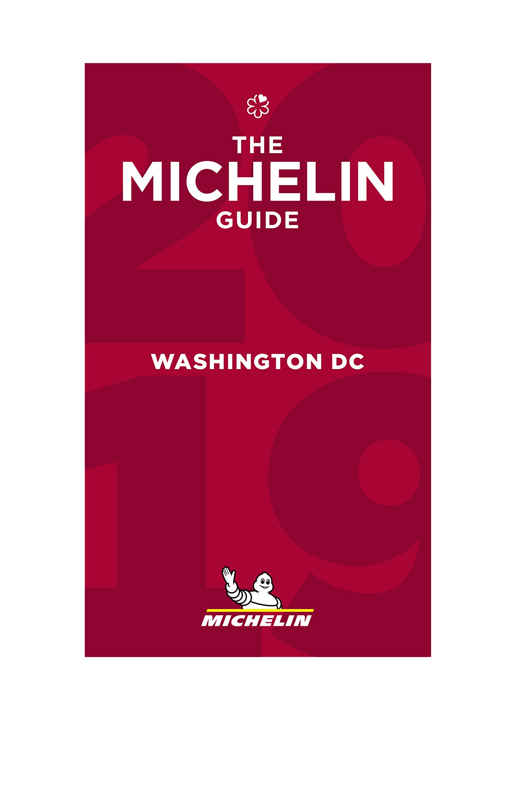 Risultati immagini per Guida Michelin Washington 2019