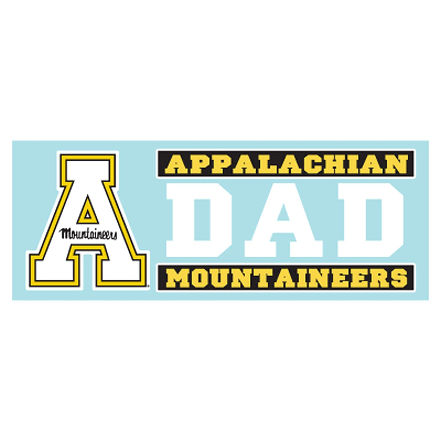 Craftique Appalachian State Mountaineers Decal