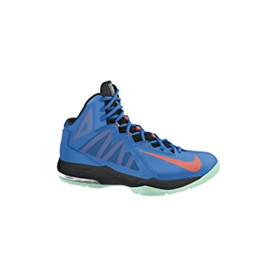 new arrival 40582 8d82a Image Unavailable. Image not available for. Color  Nike Men s Air Max  Stutter Step 2 Basketball Mens Shoes ...