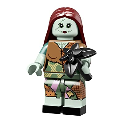 LEGO Disney Series 2 Collectible Minifigure - Sally (Sealed Pack) 71024: Toys & Games