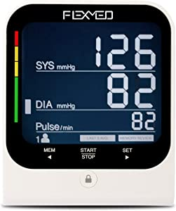 Sweepstakes: FLEXMED Automatic Digital Blood Pressure Monitor Upper Arm...