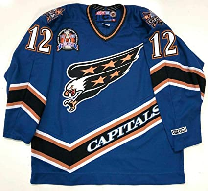 separation shoes 494bf 69627 Peter Bondra Jersey - 1998 Stanley Cup Ccm Xl at Amazon's ...