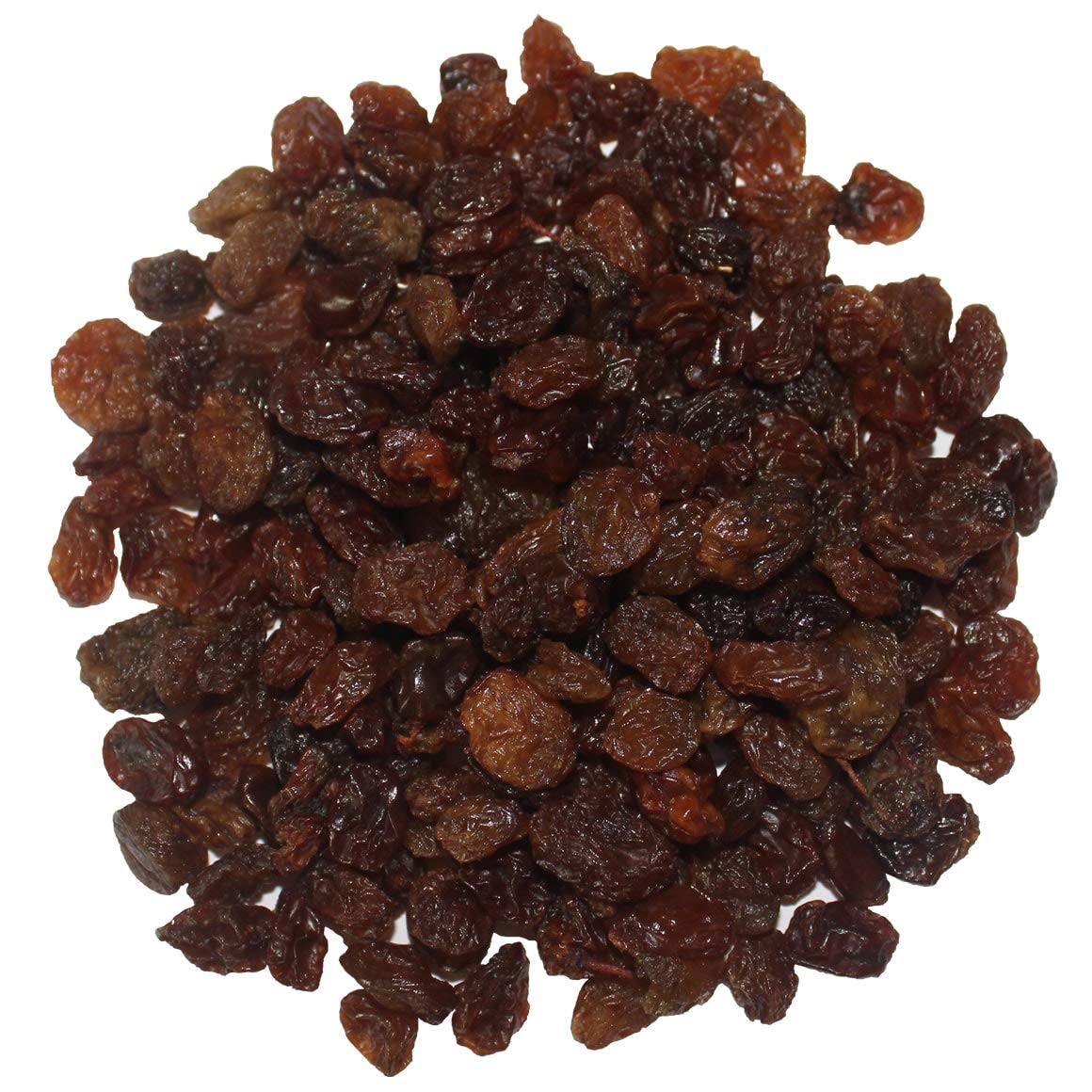 Turkish Organic Raisins, 27.5 Pounds - Sun Dried Thompson Seedless Select Sultana Grapes, Non-GMO, Raw, No Sugar added, Kosher, Vegan, Lightly Coated with Organic Sunflower Oil by Food to Live