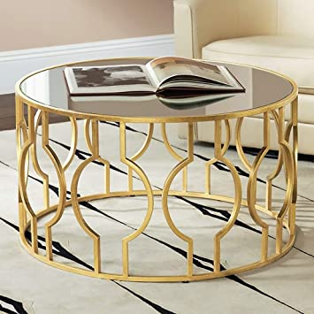 lzz table basse en fer forg salon cratif la mode table basse table en verre