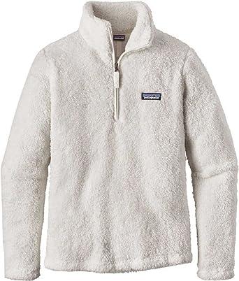 0f55bd4ea00 Amazon.com  Patagonia Women s Los Gatos Quarter Zip Fleece Pullover ...