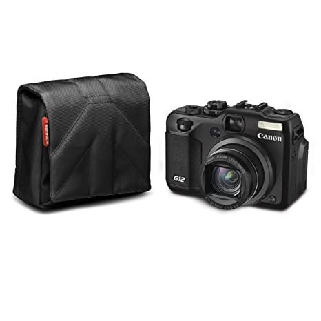 Manfrotto Stile Nano V - Funda para cámara compacta: Amazon.es ...