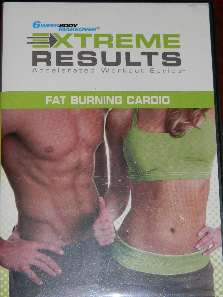 Amazon 6 Week Body Makeover Extreme Results Accelerated Workout Series Fat Burning Cardio Movies TV