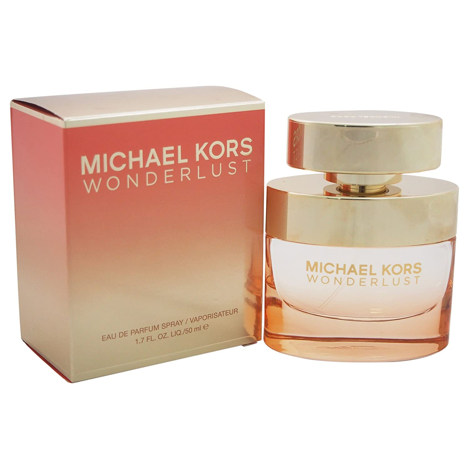 42ad688f1554 Amazon.com   Michael Kors Wonderlust Eau de Parfum Spray