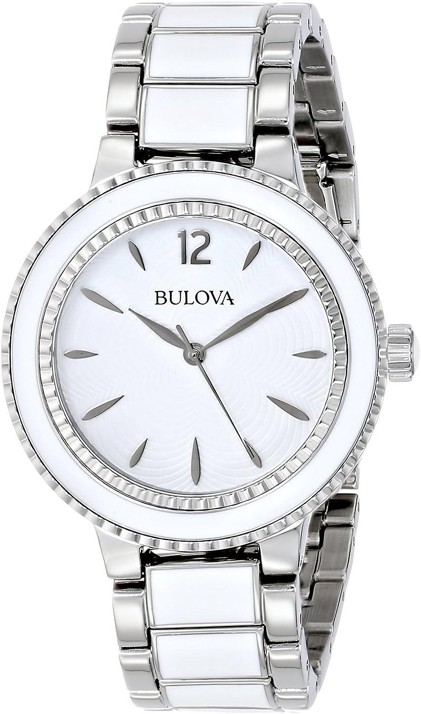 ブローバ Bulova Women's 98L172 Sport Casual Bracelet Watch [並行輸入品]