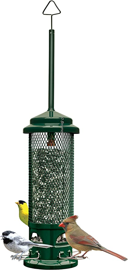 Brome Squirrel Buster Legacy Wild Bird Feeder 1082 Squirrel Proof Holds 2# Seed