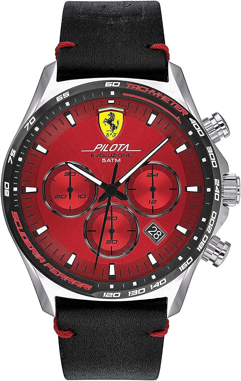 Scuderia Ferrari Watch 0830713 Amazon De Uhren