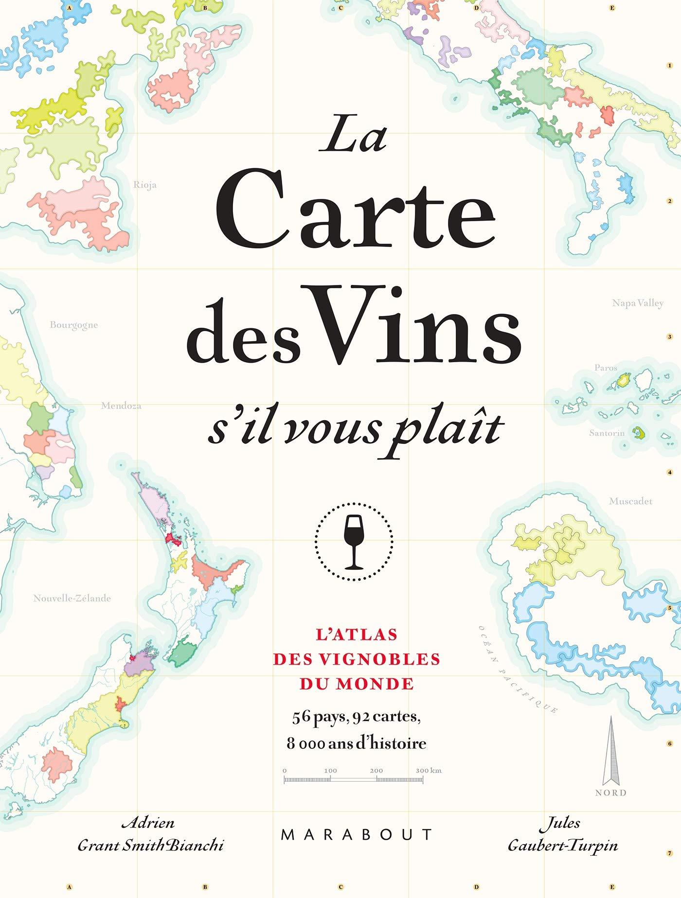 la carte des vins s il vous plait La carte de vins s'il vous plait (Cuisine) (French Edition): Jules