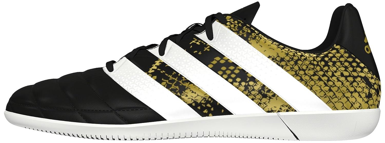 adidas Ace 16.3 In Leather, Botas de fútbol para Hombre