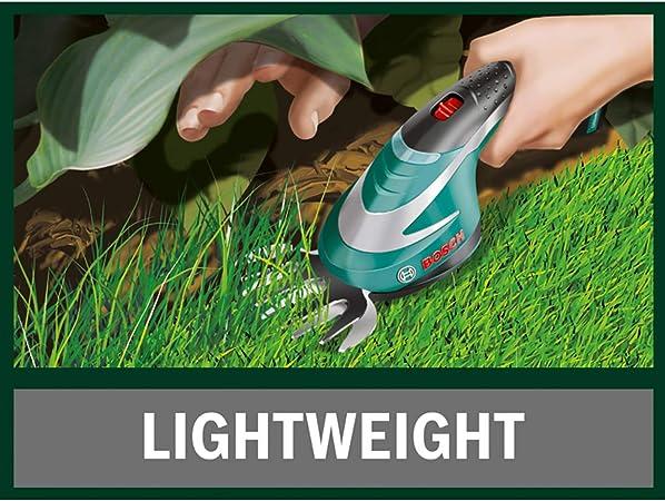 BOSCH Ersatzmesser Grasscherblatt 10 cm für AGS und ABS 10,8 LI Akku Grasschere