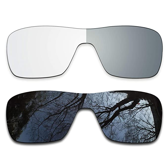 Amazon.com: 2 pares de lentes de repuesto para Oakley ...