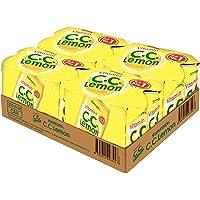 Suntory C.C. Lemon Vitamin Lemon Soft Drink, 24 x 330 ml