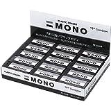 トンボ鉛筆 消しゴム MONO モノブラック PE04 30個 PE-04AB-30P