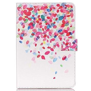 10.1 pulgadas Tablet Carcasa,Protección Funda de Cuero Flip Case Smart Cover para BQ Aquaris M10 - Tablet de 10.1 pulgadas/eXpro X1s 10.1Puldaga ...