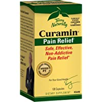 Terry Naturally Curamin Pain Relief 120 Capsules