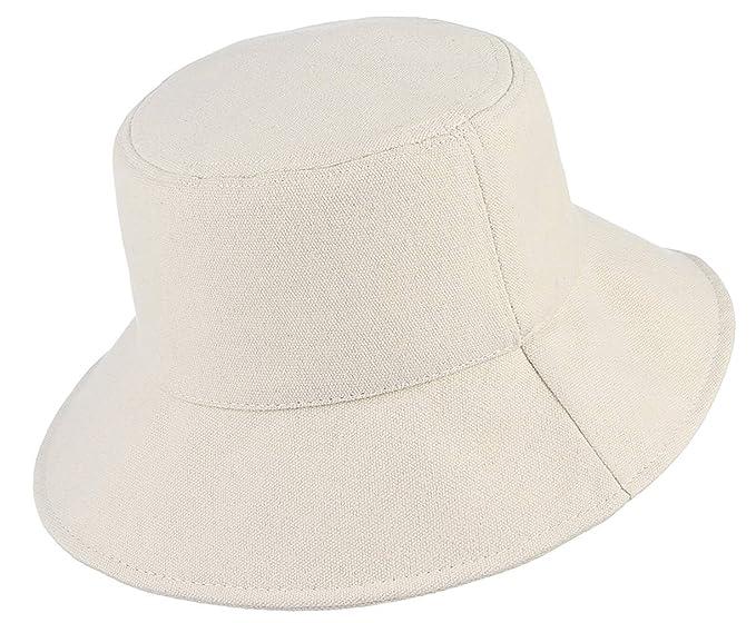 i più votati più recenti ordine pregevole fattura GEMVIE Berretto Donna Colore Puro Cappello da Sole ...