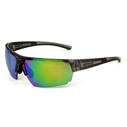 be4e9c48cc4 Rawlings R26 RV Grey Adult Sport Sunglasses 100% UVA UVB  Protection10220225.SPT