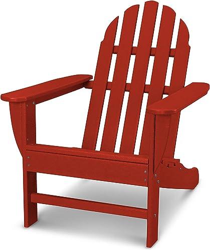POLYWOOD AD4030CR Classic Adirondack Chair