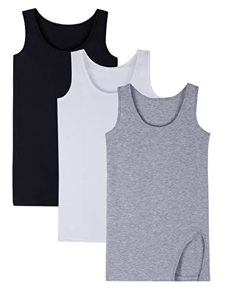 8b5c92e1172fd0 ADAMARIS Cotton Camisoles for Women Tank Tops for Women Pack Camis Vest
