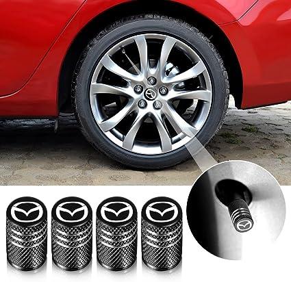 Tapones para válvulas, accesorios MAZDA para neumáticos de coche ...