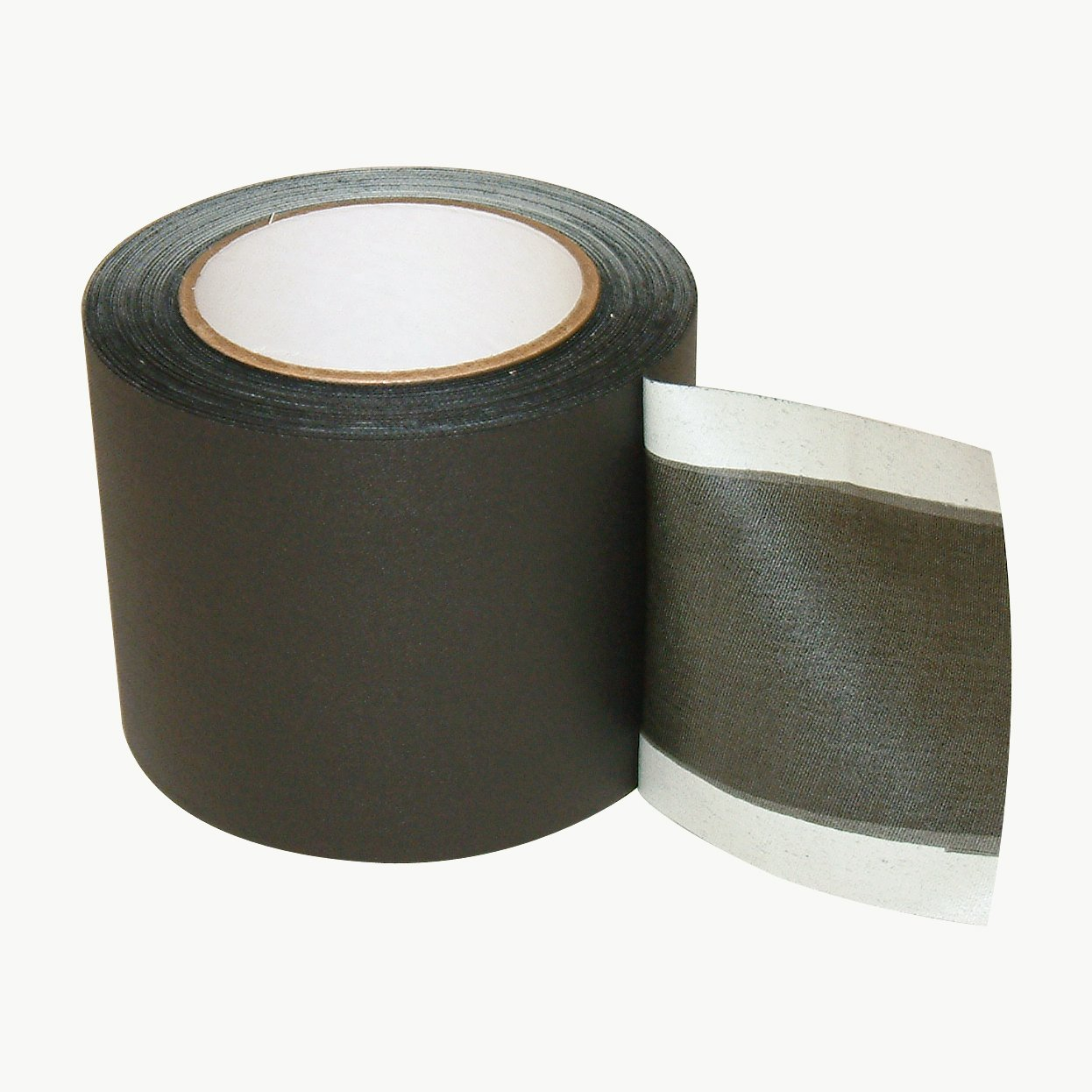 JVCC Wire-Line Cable Cover Tape: 4 in. x 30 ft. (Black) Wire-Line/BLK410