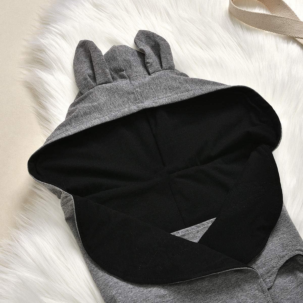 Yunnyp Baby Bat Hooded Sleeping Bag,Baby Cute Bat Sleeping Bag Newborn Hooded Cotton Swaddle Sleep Sack Crib Wrap