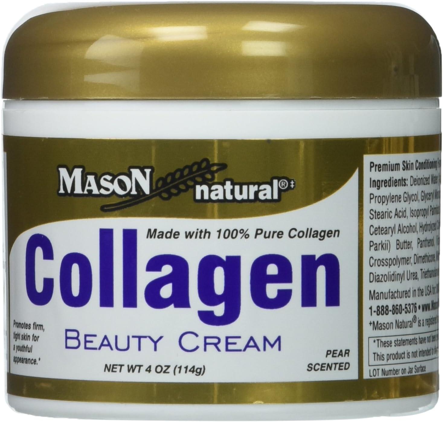 Mason Vitamins Collagen Beauty Cream