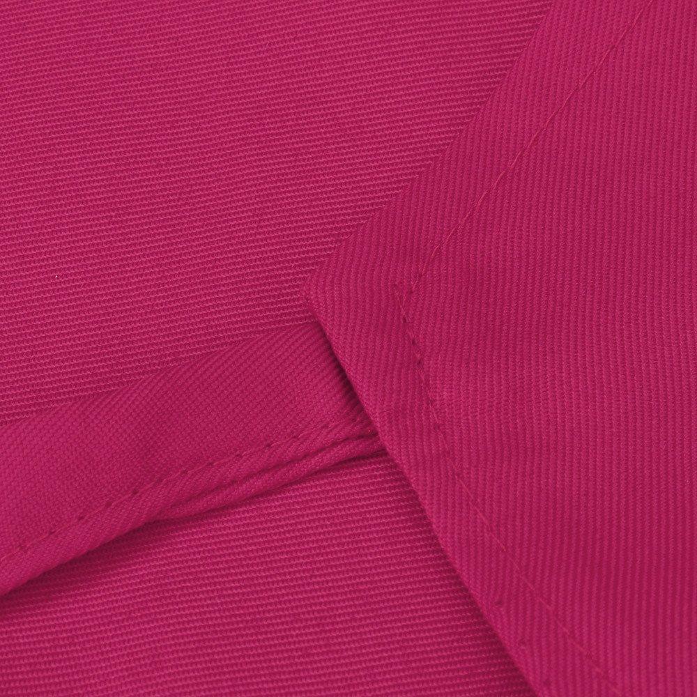 Amazon.com: Delantal ajustable con 2 bolsillos, delantal ...