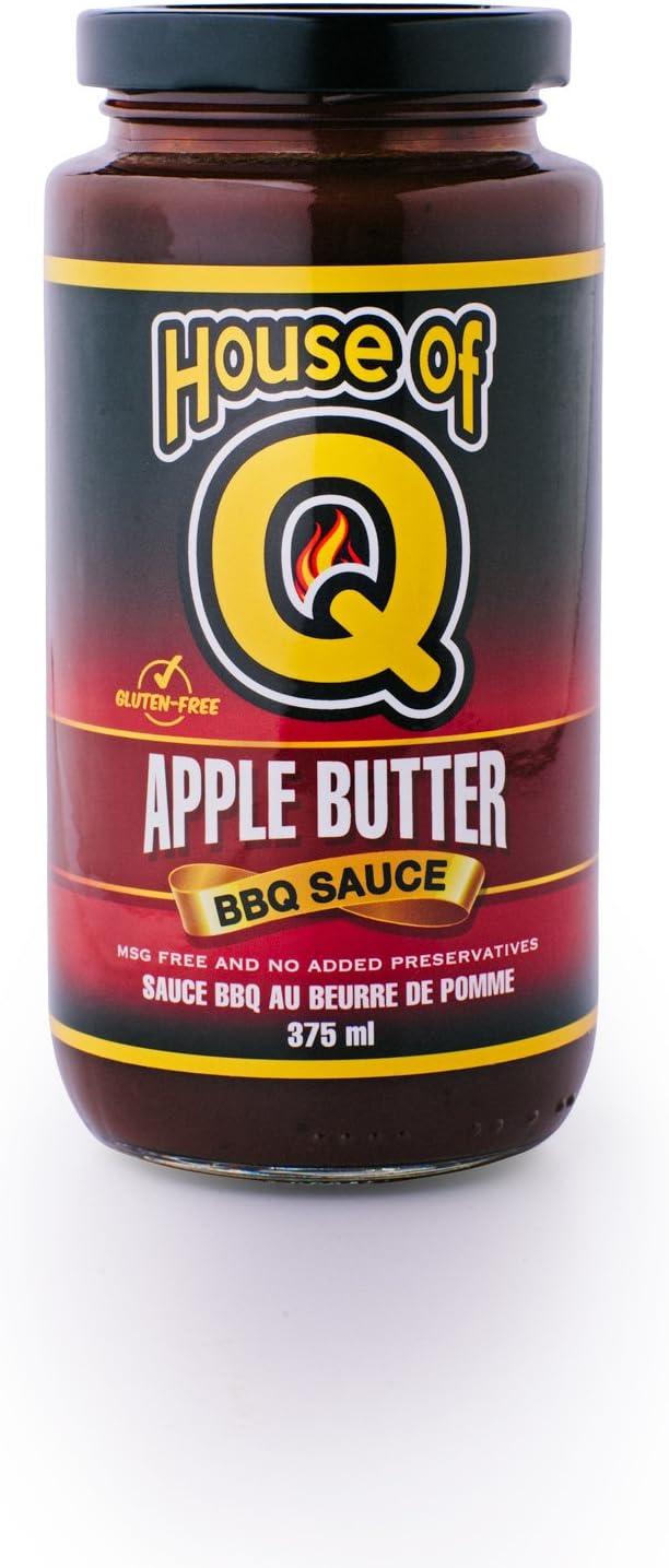 Salsa BBQ House of Q Apple Butter (Mantequilla de Manzana ...