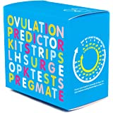 PREGMATE 100 Ovulation Test Strips Predictor Kit (100 Count)