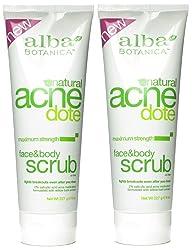 Alba Botanica ACNEdote Face & Body Scrub