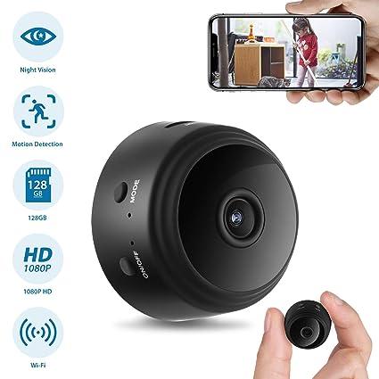Amazon.com: Cámara oculta, cámara de seguridad para el hogar ...