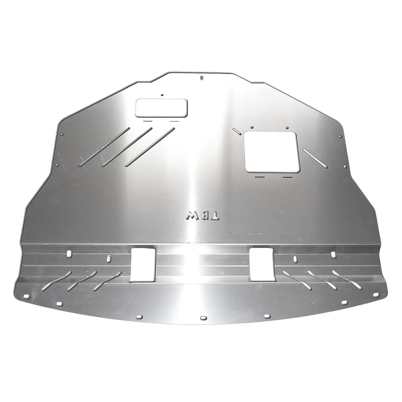 Tbw Aluminum Under Tray Skid Plate For 2011 2014 Subaru 12v Truck Car Horn Relay Wiring Harness Kit Grille Mount Blast Wrx Sti Automotive
