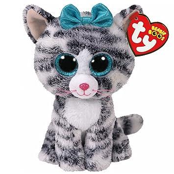 a3a8e24099b Amazon.com  Ty Beanie Boos Quinn Exclusive CAT 6