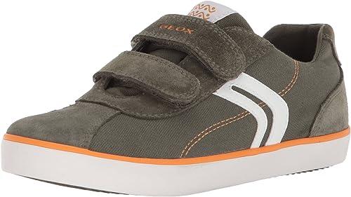 Geox Geox DJ Rock BOY 2 Sneaker, Military, 28 M EU Little Kid (10.5 US) from Amazon | People