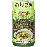 Sesame and Seaweed Nori Rice Topping Furikake by Urashima 2.1 oz (Single)