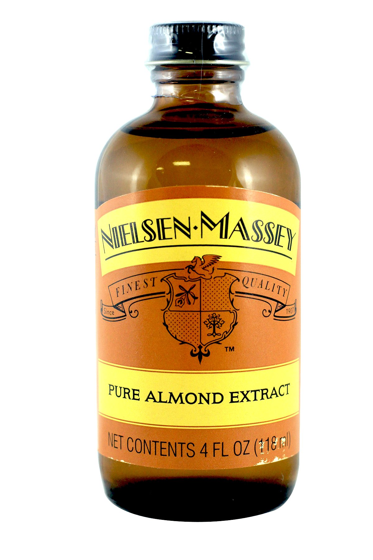 Nielsen-Massey Pure Almond Extract, 4 Ounce
