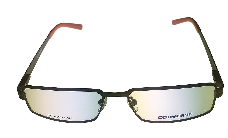 CONVERSE Q006 52-15-135 occhiali, colore: marrone: Amazon.it: Abbigliamento