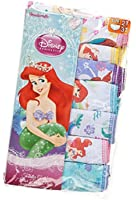 Disney Princess 7-Pack Ariel Panty Toddler Girl