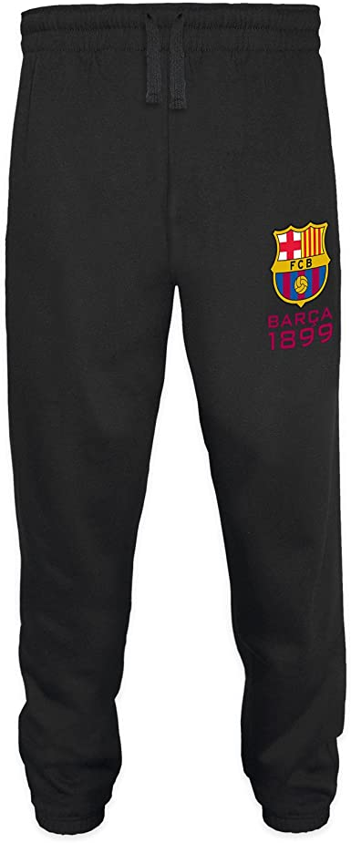 FC Barcelona - Pantalón de Fitness para Hombre - Forro Polar ...