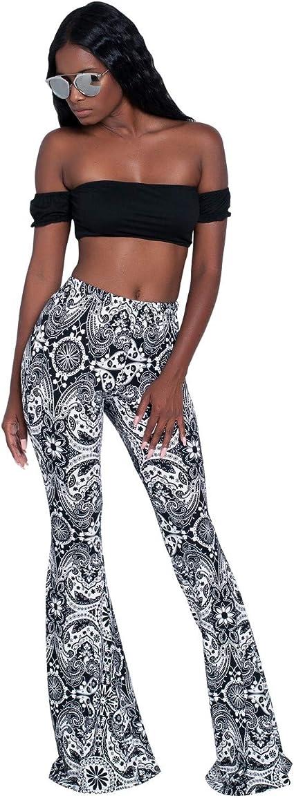 Prendas Mujer Leggins Acampanados De Campana Pantalones Largos Vestido Slim Fit Pantalones Acampanados Por Yesmile Textiles Del Hogar Textiles De Cocina