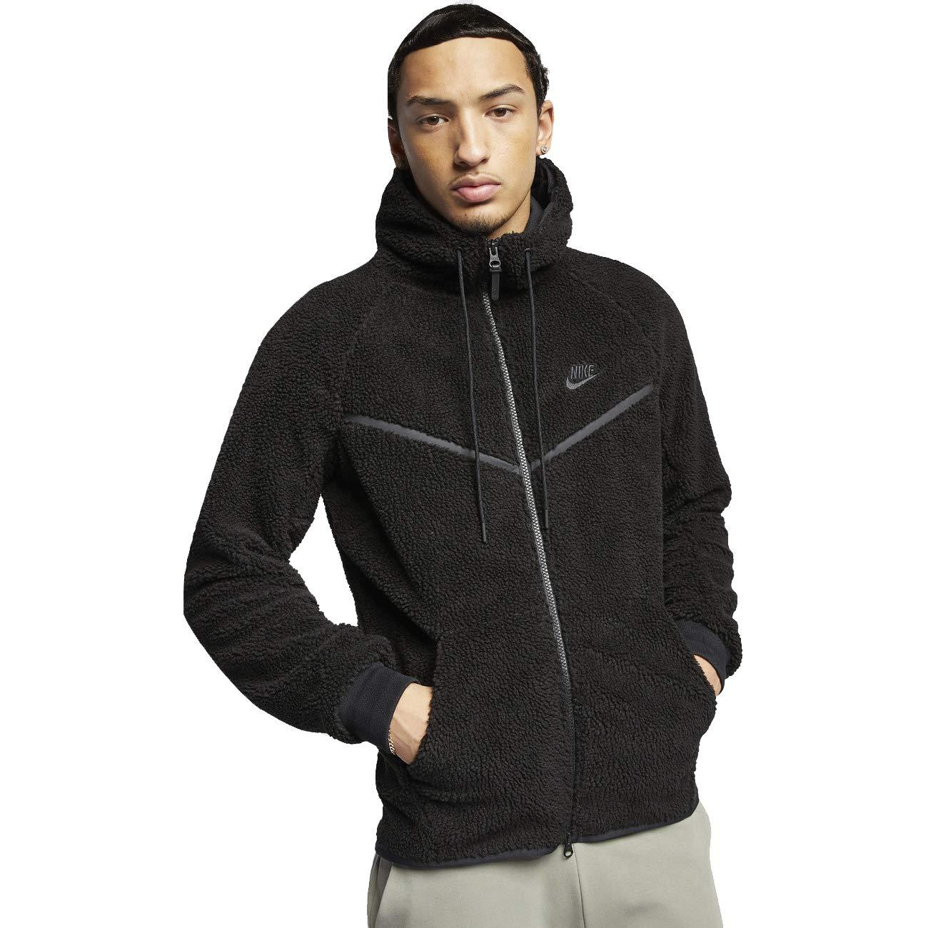 : NIKE Men's Sportswear Windrunner Tech Fleece
