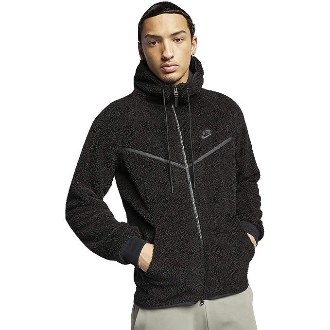 on feet images of fashion styles on sale Amazon.com: NIKE Men's Sportswear Windrunner Tech Fleece ...