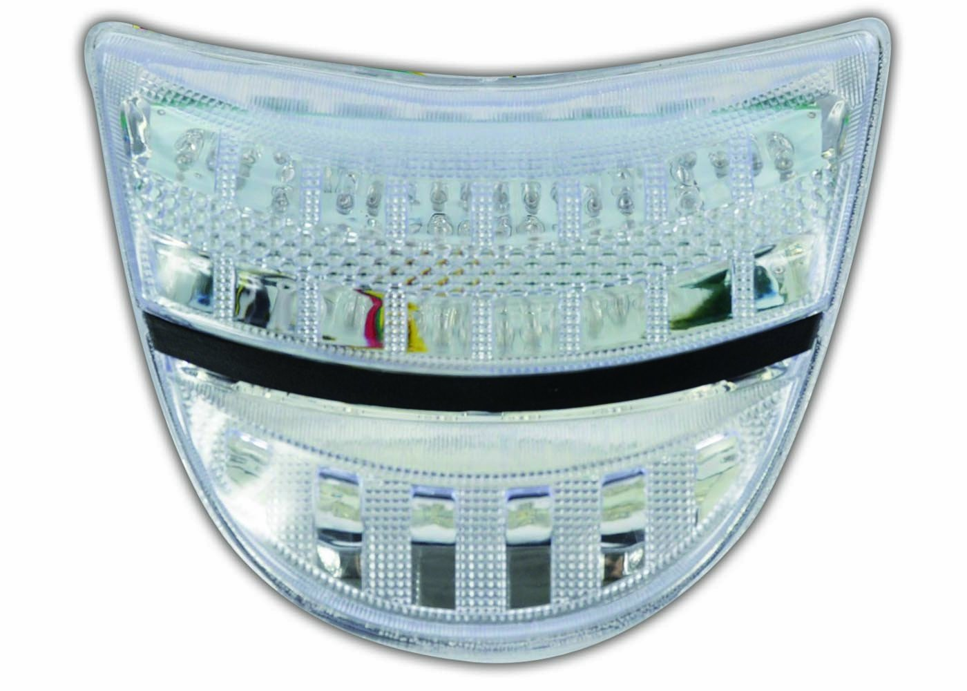 TZH-116-INT-S Top Zone Smoke Integrated Tail Light
