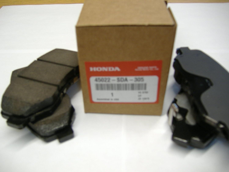 HONDA 45022SDA315 GENUINE OEM BRAKE PADS